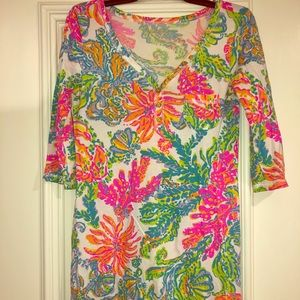 Long sleeve Lilly Pulitzer dress